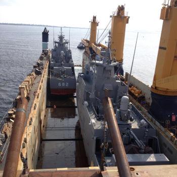 Flo-Flo military cargo