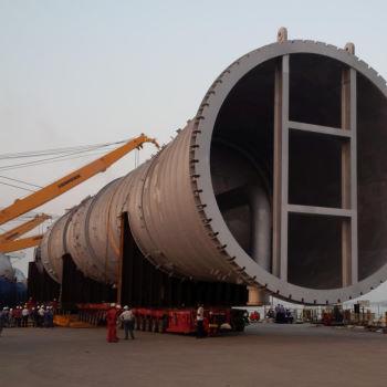 Loading in India
