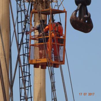 Securing works