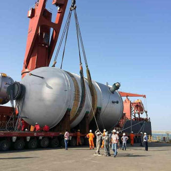Heavylift loading in India