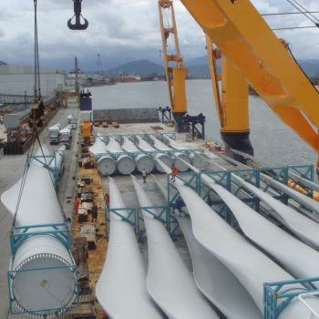 Windproject loading - USA
